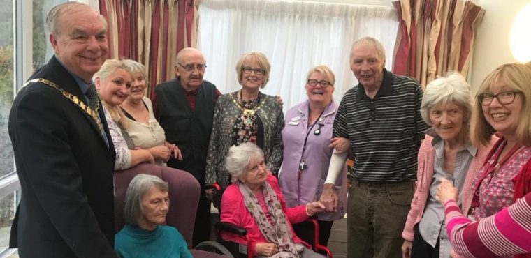 Care home national cupcake competition champions crowned