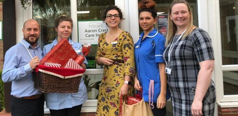 Care home's appeal for Children's Christmas gifts