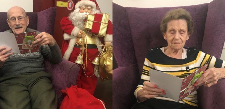 Christmas card appeal for Huddersfield's elderly