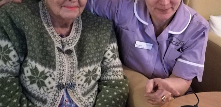 Amazon's Alexa a hit with Peterlee care home residents