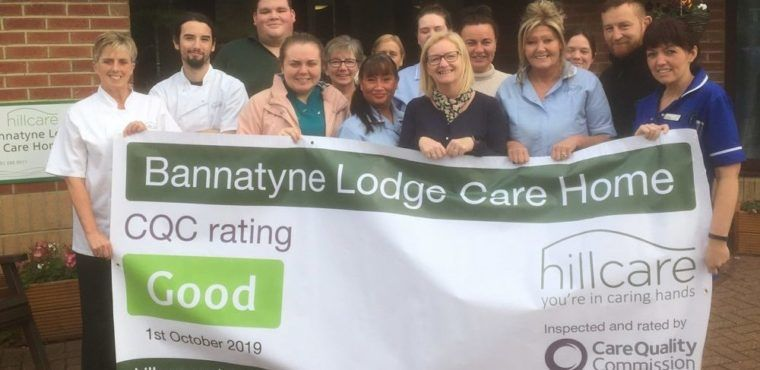 """CQC praise for """"Good"""" Peterlee care home"""