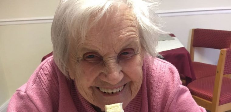 Care home celebrates National Cheese Lover's Day