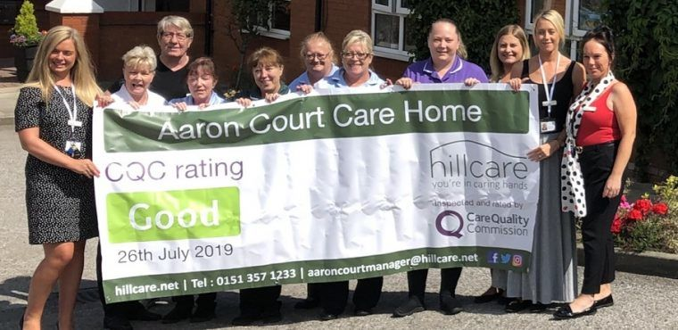 Staff at Ellesmere Port care home praised by regulator CQC