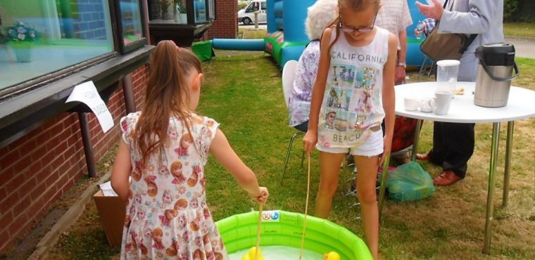 Summer fayre raises hundreds for Deangate Care Home residents