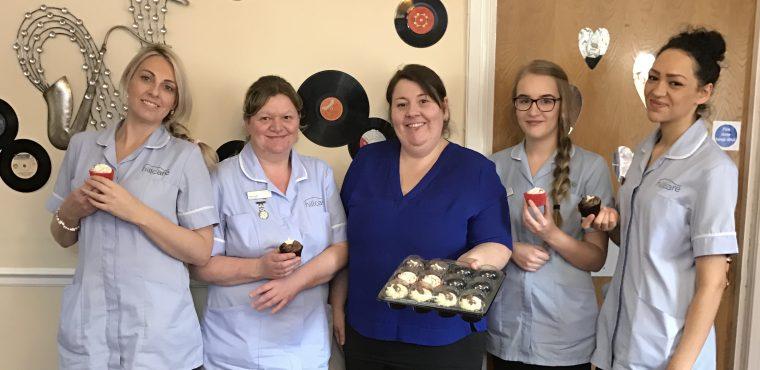 Stockton care home staff enjoy Employee Motivation Day