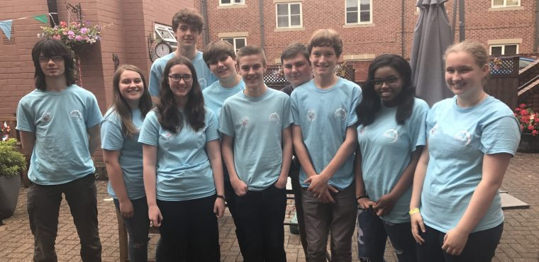 Teens tackle isolation among elderly with social action project