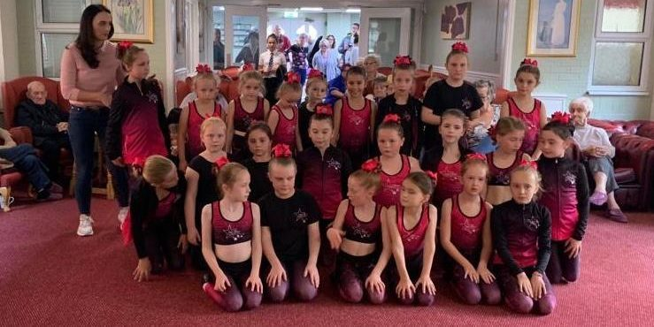 Singers and dancers come together to mark Music Day