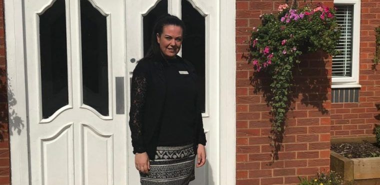 Experienced manager takes top job at Widnes care home