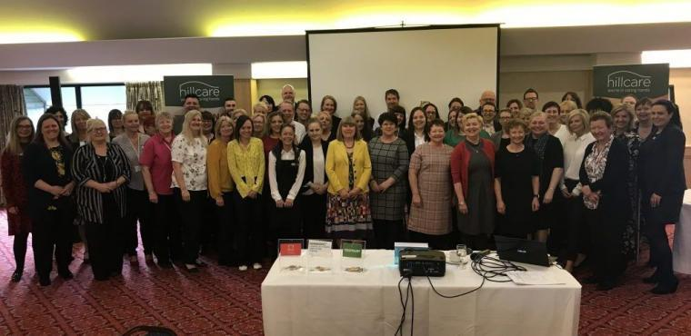 Hill Care chooses Macmillan for year of fundraising