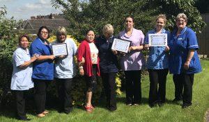 Holmewood-Dementia-Standard-Award