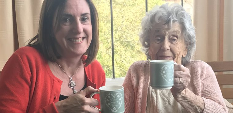 Sheffield care home's Garden Café gets grand opening
