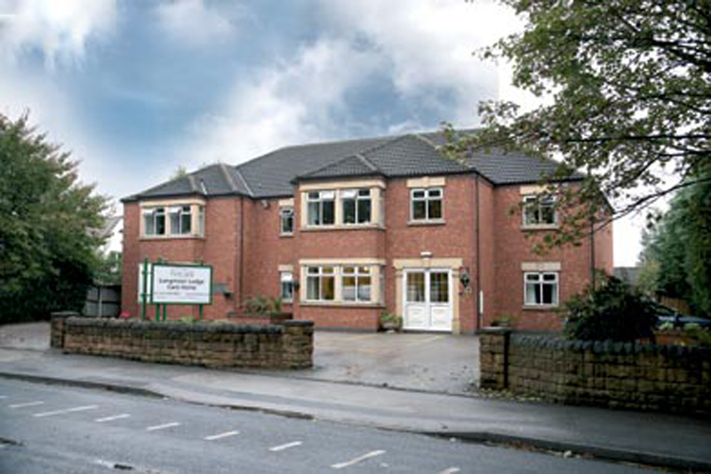 residential care home Nottingham