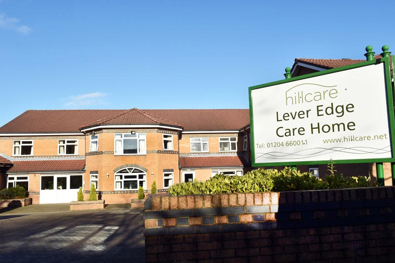 link to lever edge residential care home