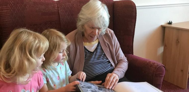 Nursery's £1,000 win shared with care home