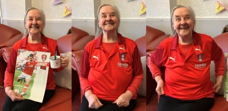 Millers memorabilia sparks happy memories for elderly fan