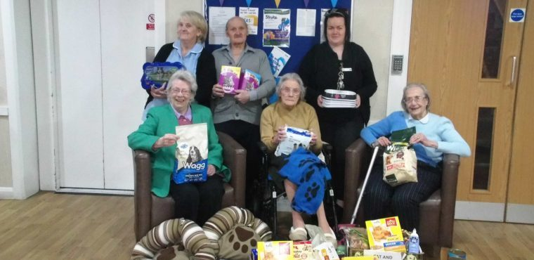 Pet food donation helps Newcastle animal shelter