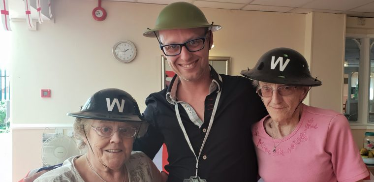 Armed Forces Day brings back World War memories