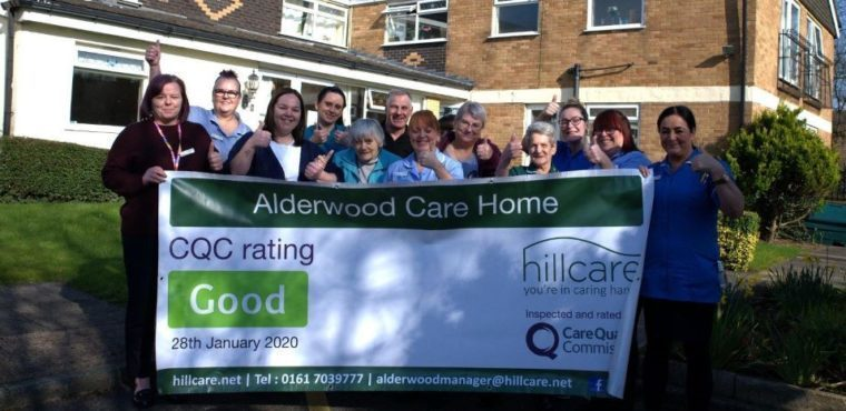 "Inspectors praise Salford care home's staff with ""Good"" rating"