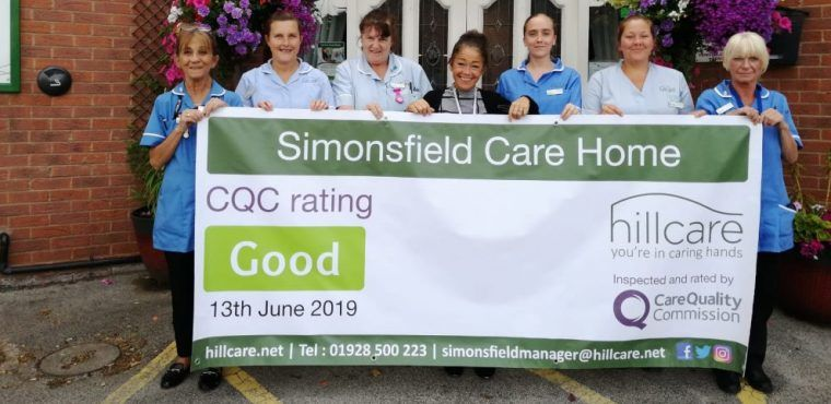 Runcorn care home receives high praise by regulator the CQC