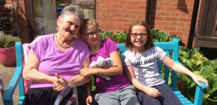 Summer fayre fun raises funds for care home residents