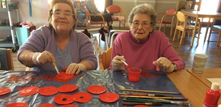 First World War centenary marked by Ripon care home residents