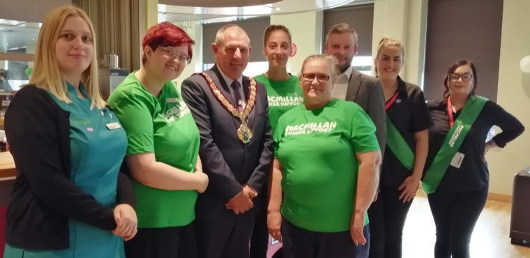 World's Biggest Coffee Morning at Teesside care homes