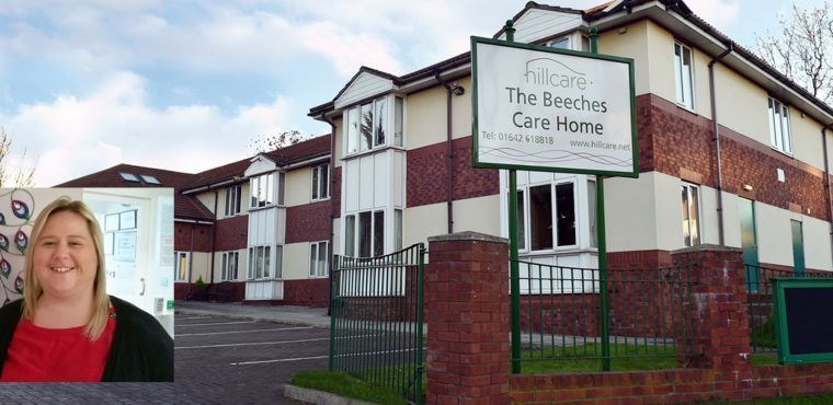 New home manager for Teesside care home