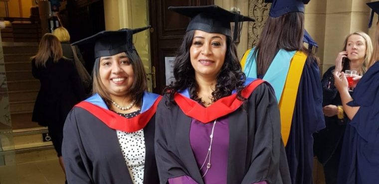 Care home staff overcome odds to complete apprenticeships
