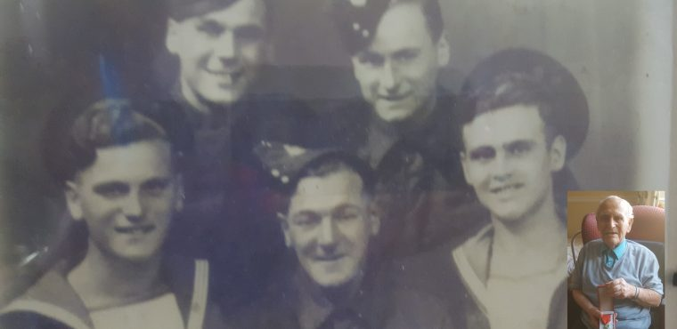 D-Day remembered by serving Stockton care home resident