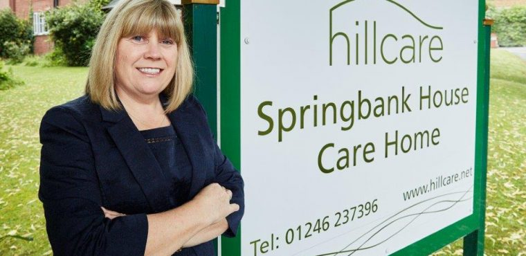 Hill Care MD Wendy Waddicor recognised as a Leader in Care
