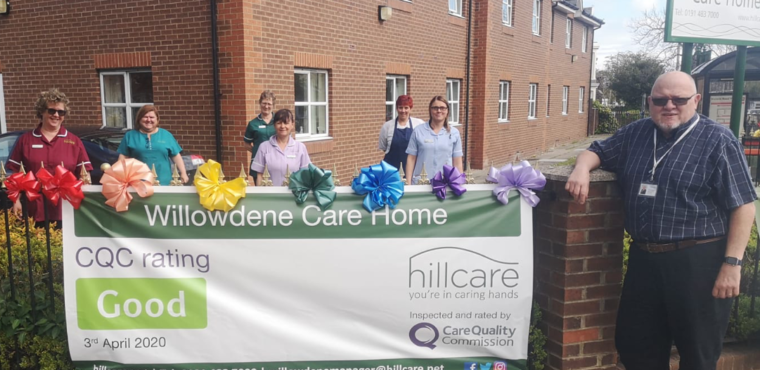 "Tyneside care home gets ""Good"" from CQC inspectors"