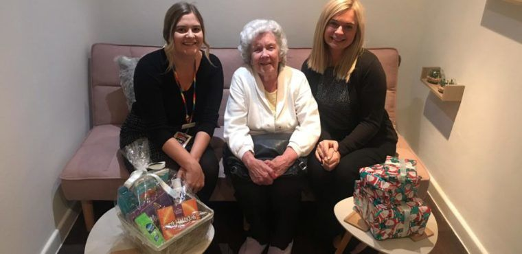 Care home's Christmas appeal for cancer patients