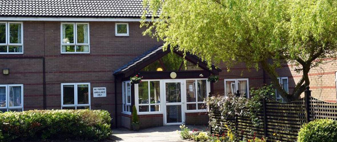 Aaron crest care home Skelmersdale Lancashire
