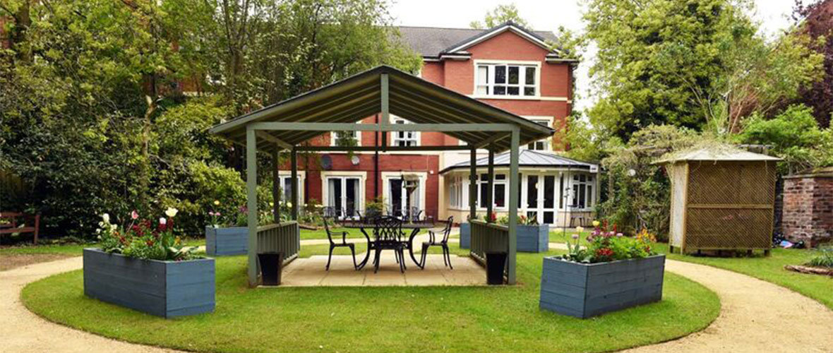 aaron grange care home Liverpool Merseyside