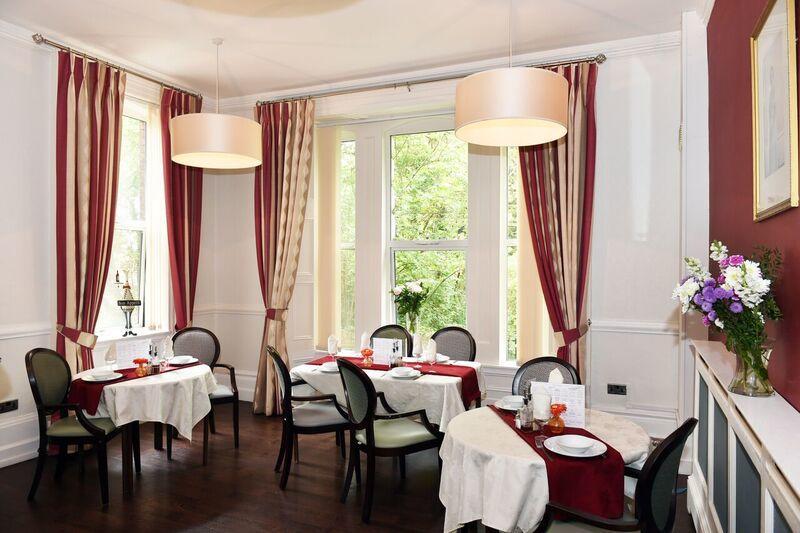 aaron grange Liverpool dining room