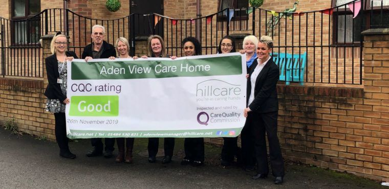 Care home staff praised in latest report from regulator