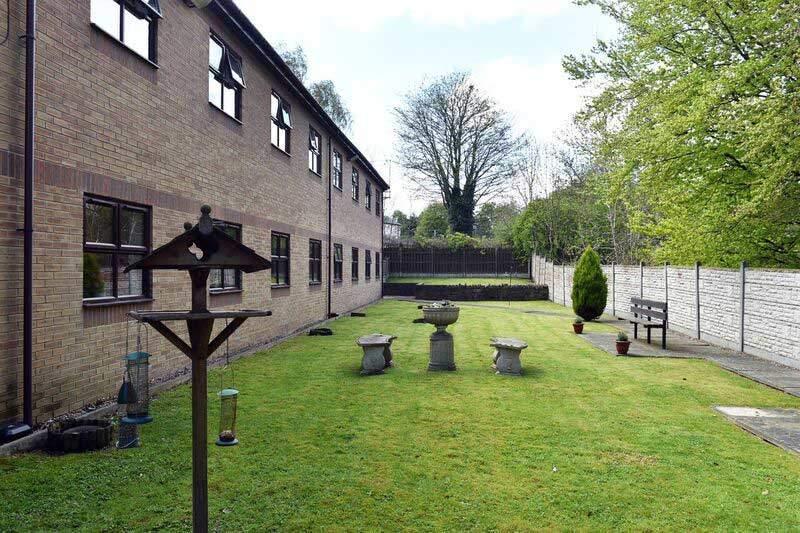 aden view home back garden