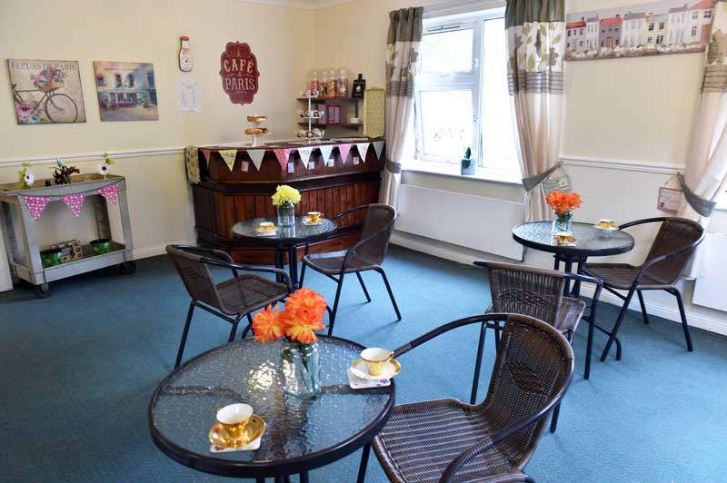 bannatyne lodge residential care home cafe