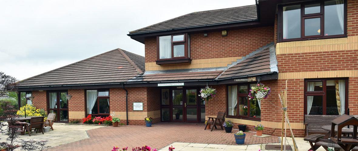 Bannatyne Lodge Residential Care Home Peterlee County Durham
