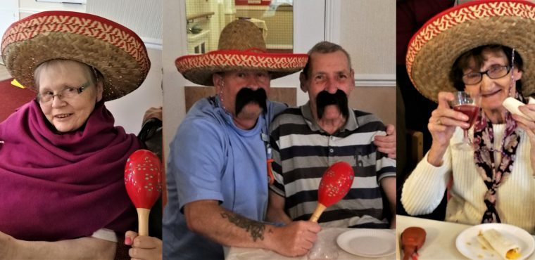 Mexico brought to Peterlee for care home residents