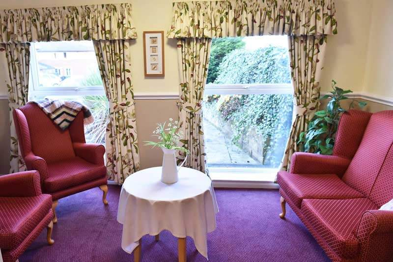 barnfield nursing care home chesterfield