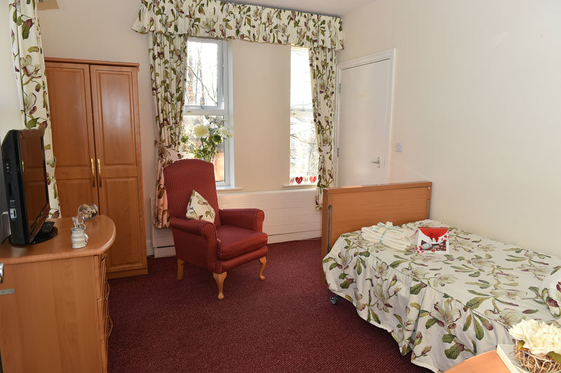 barnfield residential care home chesterfield