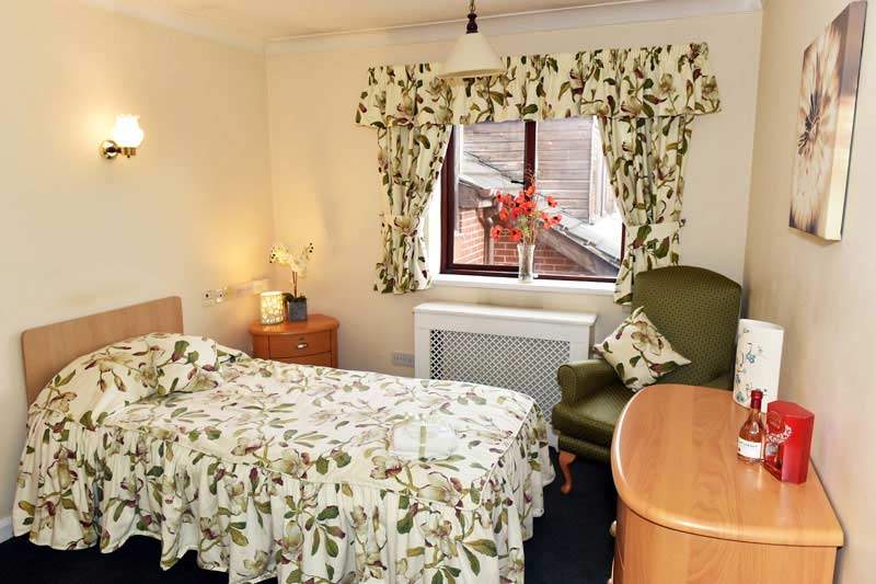 bedroom dementia care home Barnsley