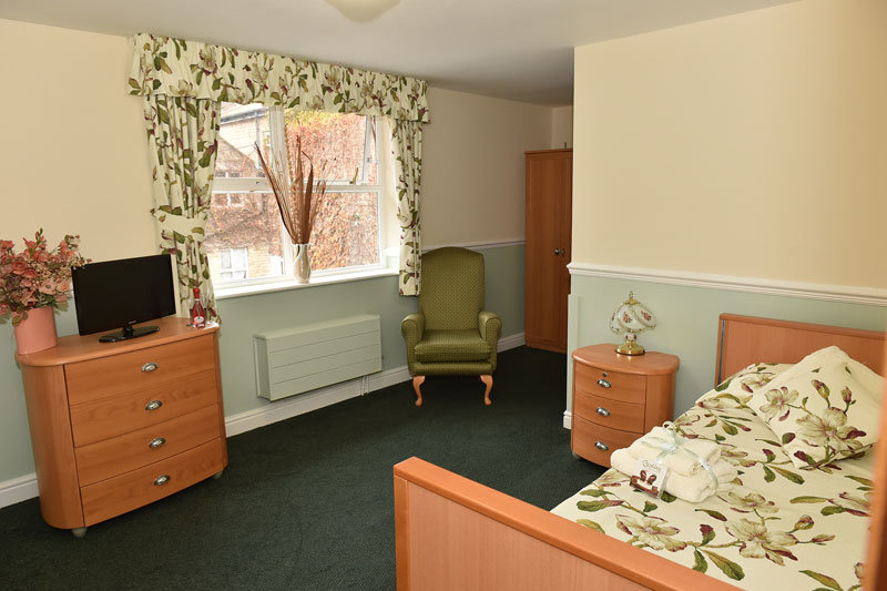 bedroom residential care home Sheffield