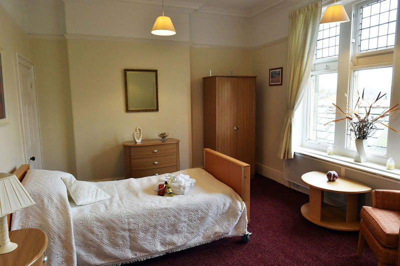 bedroom care home Skelmanthorpe Huddersfield
