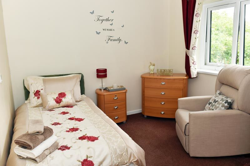 bedroom view residential home Durham
