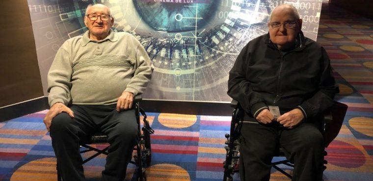 Laurel and Hardy biopic brings back memories for elderly