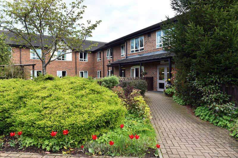 beechwood care home Northallerton featured