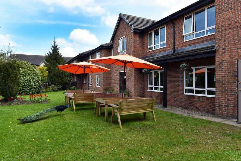 beechwood care home Northallerton North Yorkshire