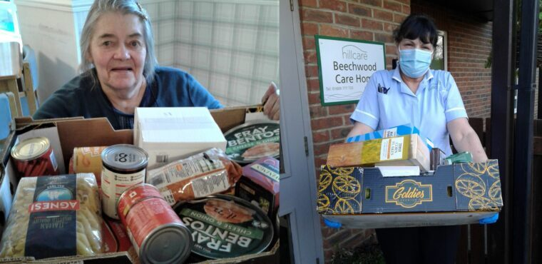 Former foster carer and retired teacher inspires food donations for children in need